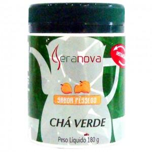 Chá Verde Solúvel Sabor Pêssego 180 g