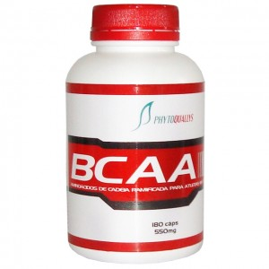 BCAA Gold - Qualy Performance 1000 mg c\ 180 cápsulas
