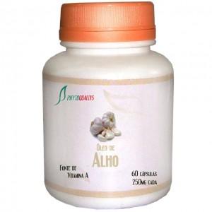 Óleo de Alho 250mg c\ 60 cápsulas