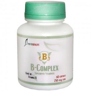 Complexo B 250mg c\ 60 cápsulas
