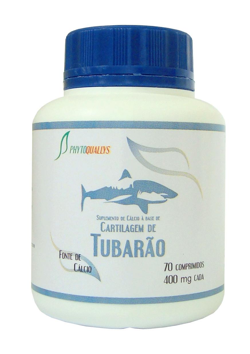 Cartilagem de Tubarão 400mg c\ 70 comprimidos