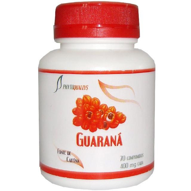 Guaraná 400 mg c\ 70 comprimidos