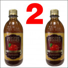 Vinagre de Maçã Montes Verdes Kit 2 Garrafas de 534 ml