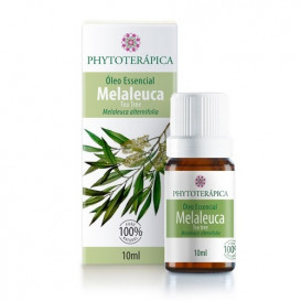 ÓLEO ESSENCIAL MELALEUCA (TEA TREE) 10ML PHYTOTERÁPICA