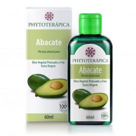 óleo vegetal de abacate 60ml phytoterápica