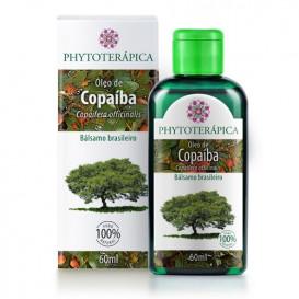 balsamo de copaiba 60ml phytoterapica