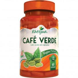 cafe verde 60 capsulas veganas 500mg katigua