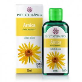 extrato oleoso de arnica montana 60ml phytoterapica