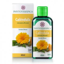 extrato oleoso de calendula 60ml phytoterapica