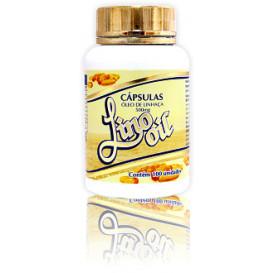 Óleo de Linhaça 500 mg c\ 100 cápsulas