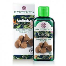 oleo vegetal de andiroba 60ml phytoterapica 1