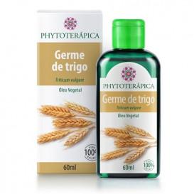oleo vegetal de germe de trigo 60ml phytoterapica