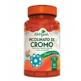Picolinato de Cromo 60 Cápsulas 400 mg Katigua