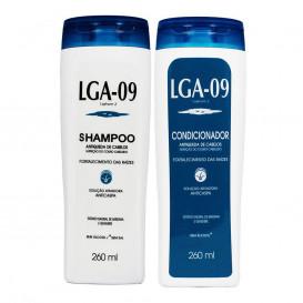 Kit Shampoo e Condicionador LGA-09